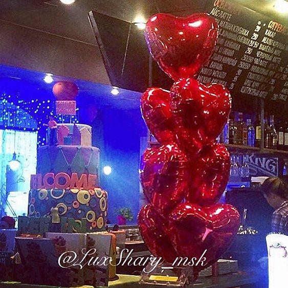 Продолжаем делиться вашими фото со Дня влюблённых  Для заказов  7(926)799-81-00  #люблюнемогу #сюрприз #вечеринка #шарики #14февраля #valentineday #подарокдевушке #деньсвятоговалентина #чтоподарить #лучшийподарок #ятебялюблю #оригинальныйподарок #подароклюбимой #valentinesgift #подарокмужу #подарокмужчине #деньвсехвлюбленных #идеяподарка #подароклюбимому #подарокжене #валентинка #деньвалентина by luxshary_msk