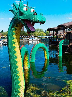FamilyFun's Top 12 Family Vacation Destinations #3 Orlando, FL