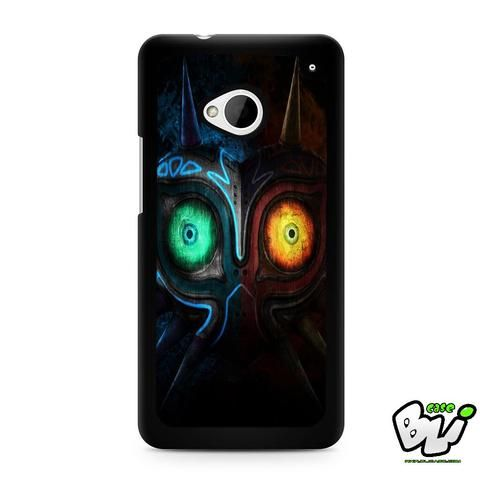 Adventure The Legend Of Zelda Majora HTC G21,HTC ONE X,HTC ONE S,HTC ONE M7,HTC M8,HTC M8 Mini,HTC M9,HTC M9 Plus,HTC Desire Case