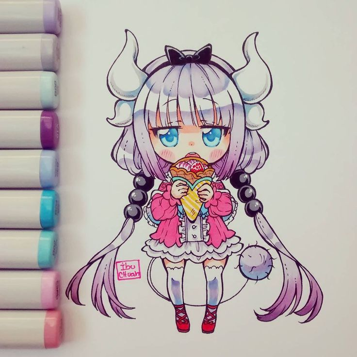 525 best images about disegni chibi on pinterest for Disegni con copic