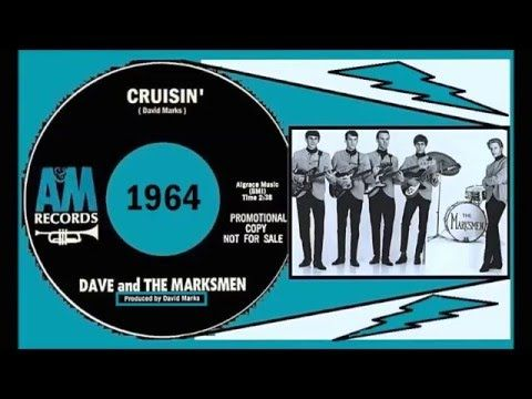 David Marks & The Marksmen - Cruisin'