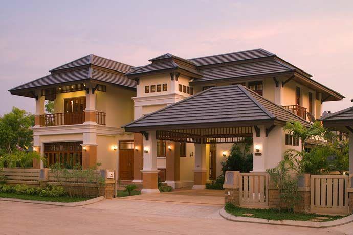 10 Gorgeous Asian Inspired Exterior Design Ideas Japanese house - best home design