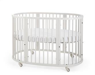 Stokke Sleepi BED 120 cm - White (incl. matras)
