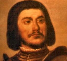 Gilles de Rais (a French nobleman) is considered to be the precursor to the modern serial killer. Before he began his killing spree, he rode as a military captain in the army lead by St Joan of Arc – though it is unlikely that she knew him. He was accused and ultimately convicted of torturing, raping and murdering dozens, if not hundreds, of young children, mainly boys.