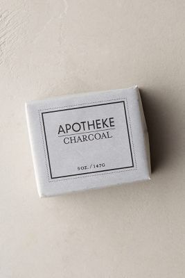 Anthropologie Apotheke Charcoal Bar Soap https://www.anthropologie.com/shop/apotheke-charcoal-bar-soap?cm_mmc=userselection-_-product-_-share-_-36662690