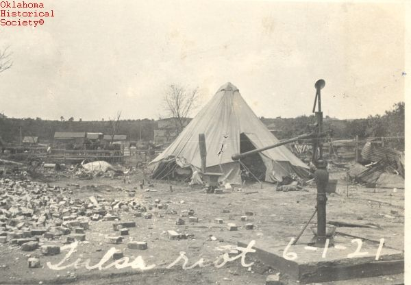 Believed to be the single worst incident of racial violence in American history, the bloody 1921 Tulsa race riot has continued to haunt Oklahomans to the present day. During the course of eighteen terrible hours on May 31 and June 1, 1921, more than one thousand homes and businesses were destroyed, while credible estimates of riot deaths range from fifty to three hundred.