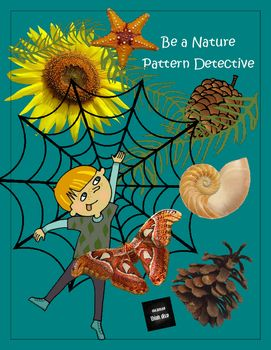 Be a Nature Pattern Detective by Sparking Children's Thinkibility | Teachers Pay Teachers