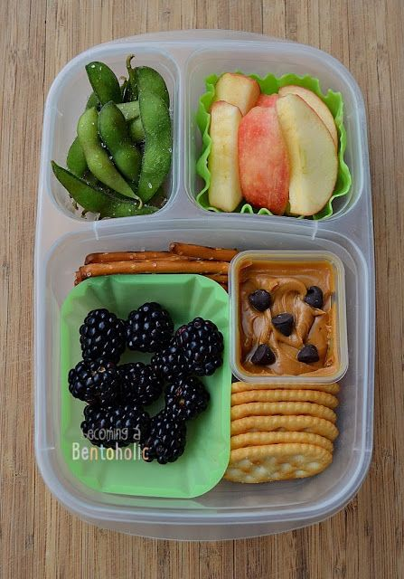 "Super fun ""dip it"" lunch idea! 