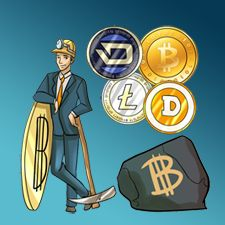 With BitClub you can earn daily profits from our shared mining pools. We also have a referral program so you can get paid for anyone you share BitClub with. #bitcoin #bitclubnetwork #bitcoinwallet