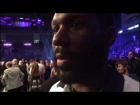 BRYANT JENNINGS IMMEDIATE REACTION TO TONY BELLEW'S 11TH ROUND TKO OF DAVID HAYE - http://www.truesportsfan.com/bryant-jennings-immediate-reaction-to-tony-bellews-11th-round-tko-of-david-haye/