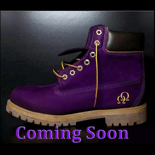 I dint even think i have any Qs in my life, but these are COLD WORK....sf Omega Psi Phi boots