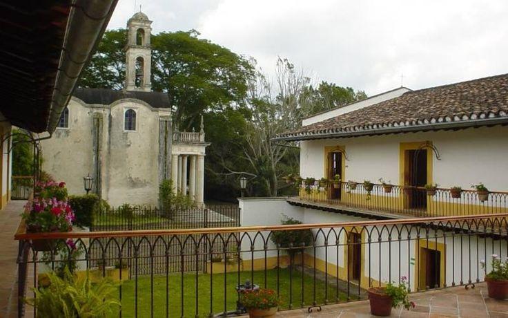 Cerca de xalapa veracruz se encuentra la ex hacienda el for Villas xalapa