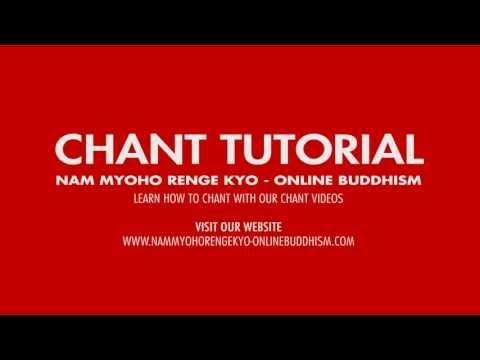 chant nam myoho renge kyo benefits