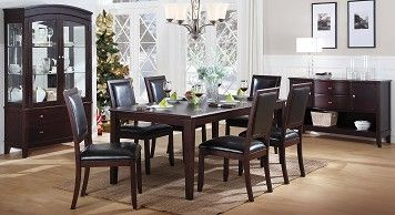 Dining Room Furniture-The Carrington Collection-Carrington Table