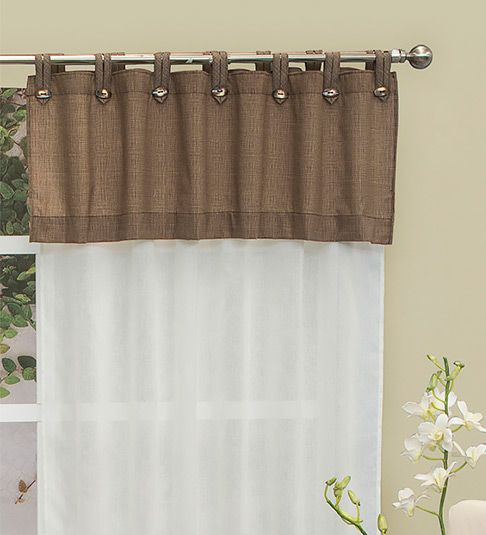 Cortina modelo c productos vianey pinterest small - Cortinas de arpillera fotos ...