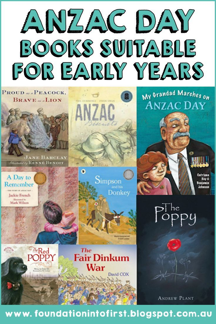 ANZAC Day activities are fun and picture books make a great activity for early years students. The right book is important so here is a list of  my favourite ANZAC Day picture books for early years students. #primaryteaching #picturebooks #socialstudies #ANZACday