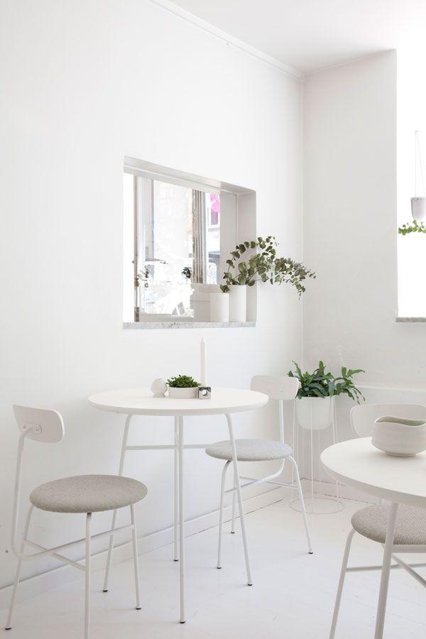 Norm Architects | Matcha Bar (Copenhagen, Denmark)