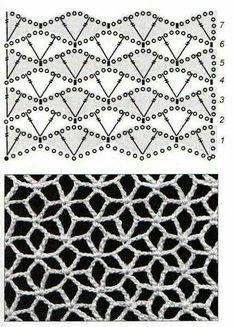 (10) Tejido Crochet - Tejido Crochet megosztotta I fan di Io Uncinetto...