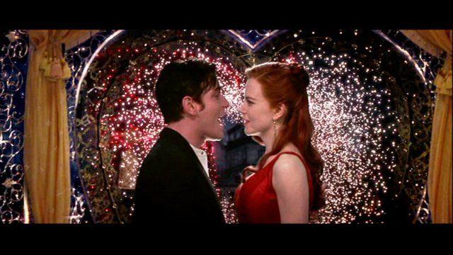 Moulin Rouge!: Nicole Kidman, Red Mill, Romantic Movie, Baz Luhrmann, Movie Quotes, Love Songs, Favorite Movie, Elephants Love, Ewan Mcgregor
