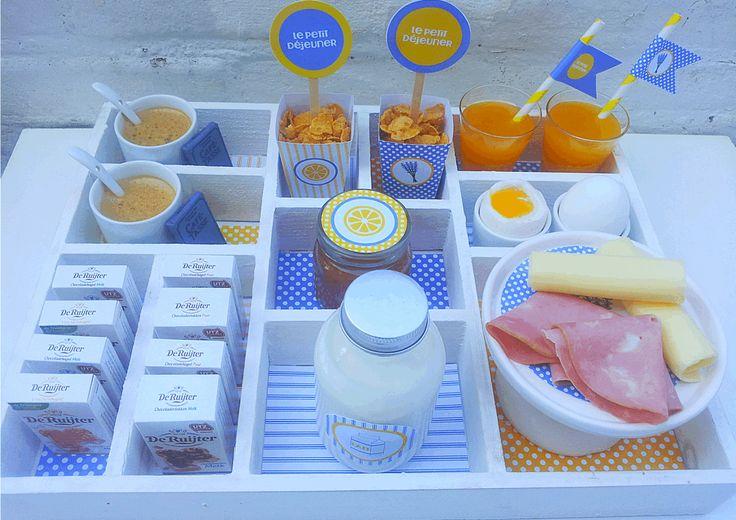 Gewoon Marieke Tiny-Table: Le petit déjeuner