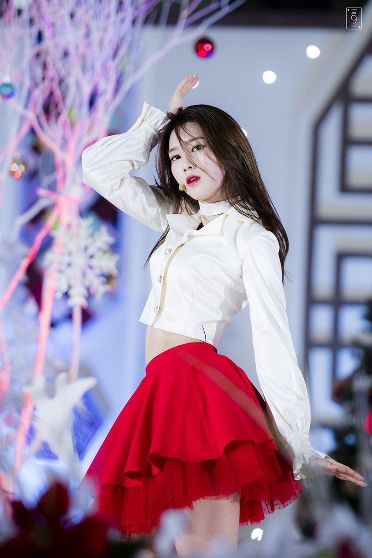 [17.12.24] 해요TV 아주 작은 쇼케이스 #오마이걸 #지호