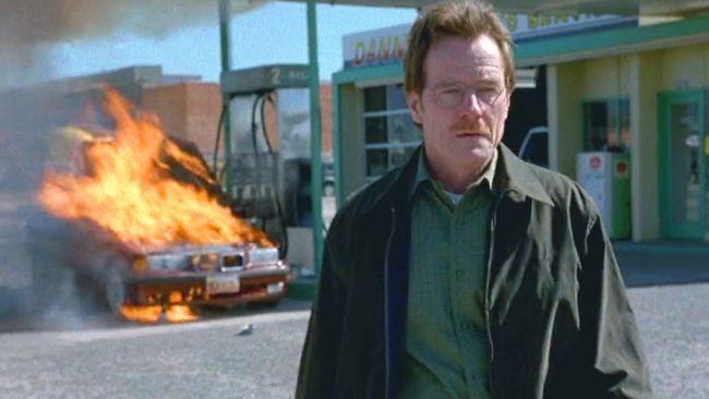 'Breaking Bad' es ahora una película de dos horas, y ya puedes verla -- Breaking Bad -- YA LA BORRARON