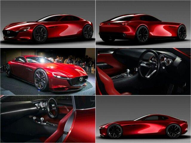 ✔ The RX-Vision revealed at the Tokyo Motor Show! | #TopMiata #mazda #conceptcar #mazdaconcept #tokyoautosalon #tokyoautosalon2015 #rotary #autocar #skyactiv #skyactivr