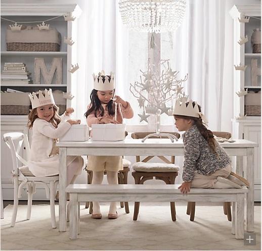 Inspiration for little girls