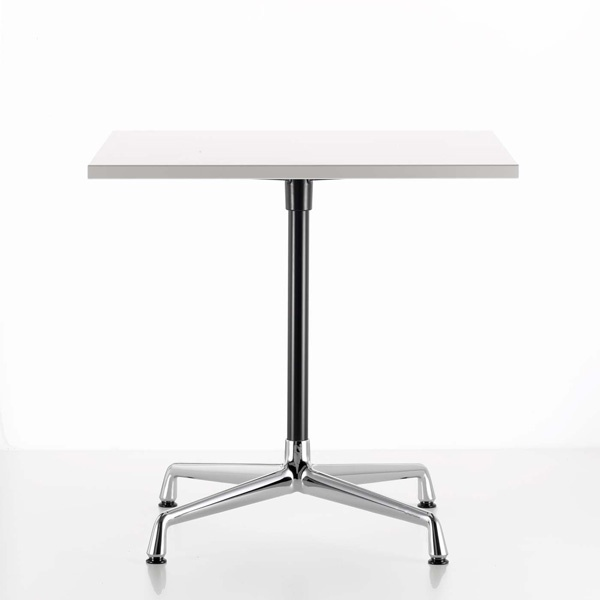SQUARE CONTRACT TABLE BY CHARLES EAMES