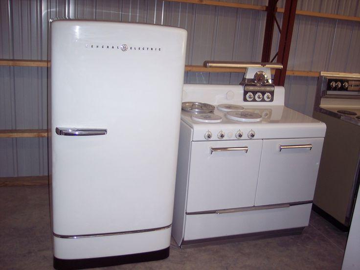 General Electric Appliances ~ Best images about vintage kitchen appliances on