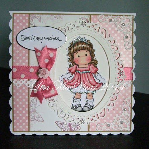 Ella's Design: Princess Tilda in pink...