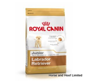 Royal Canin Labrador Retriever Junior 12kg Royal Canin Labrador Retriever Junior is a nutritionally complete feed designed to suit the nutritional  needs of young Labradors as they continue to grow & develop.