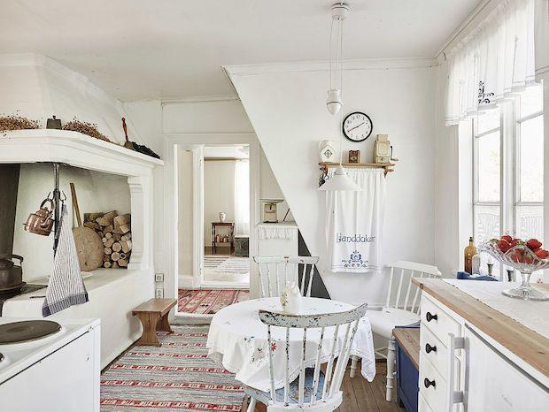 An idyllic Swedish summer cottage in Orust