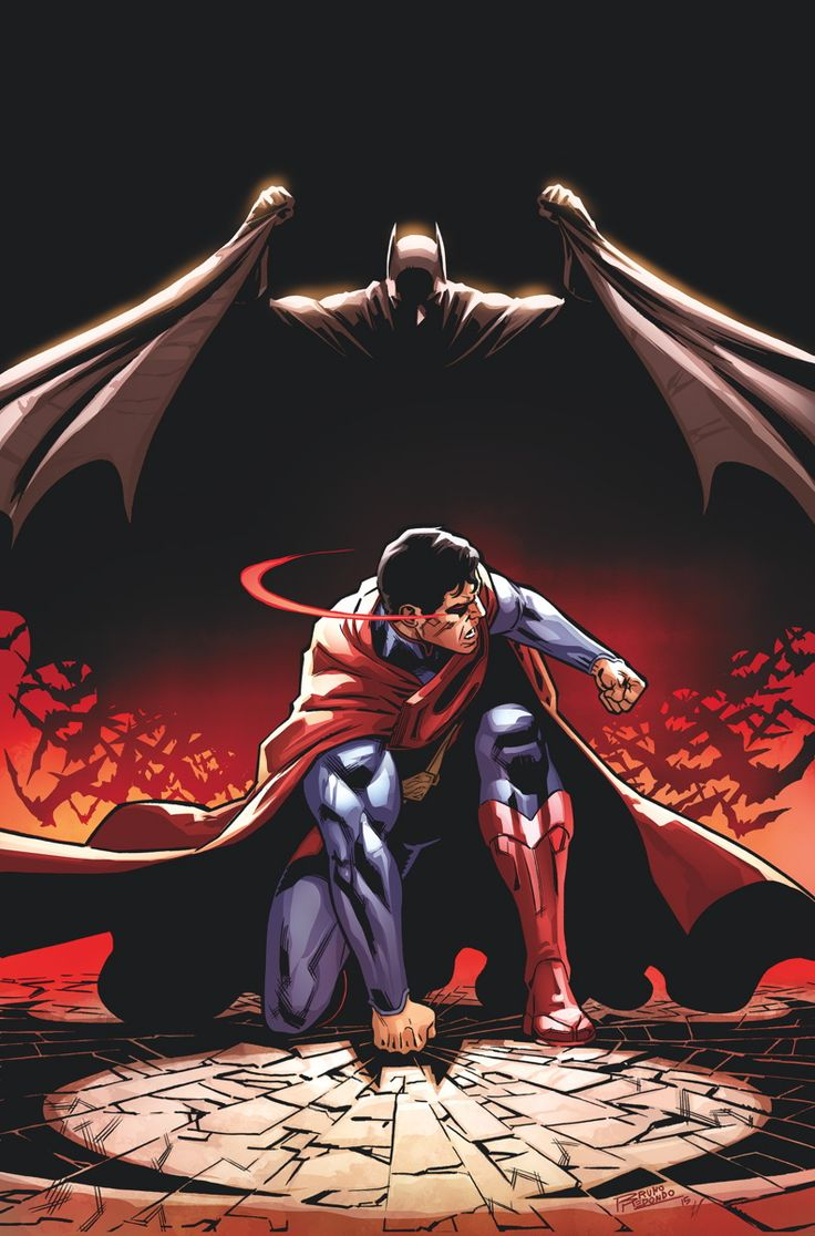 INJUSTICE: GODS AMONG US YEAR FOUR #12 -  Written by BRIAN BUCCELLATO, Art by MIKE S. MILLER,  Cover by BRUNO REDONDO