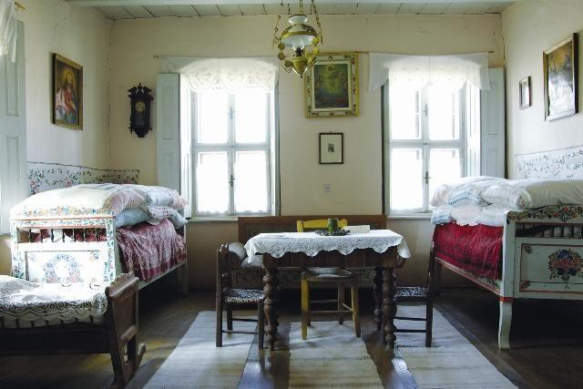 Muzeul Svabesc din Petresti