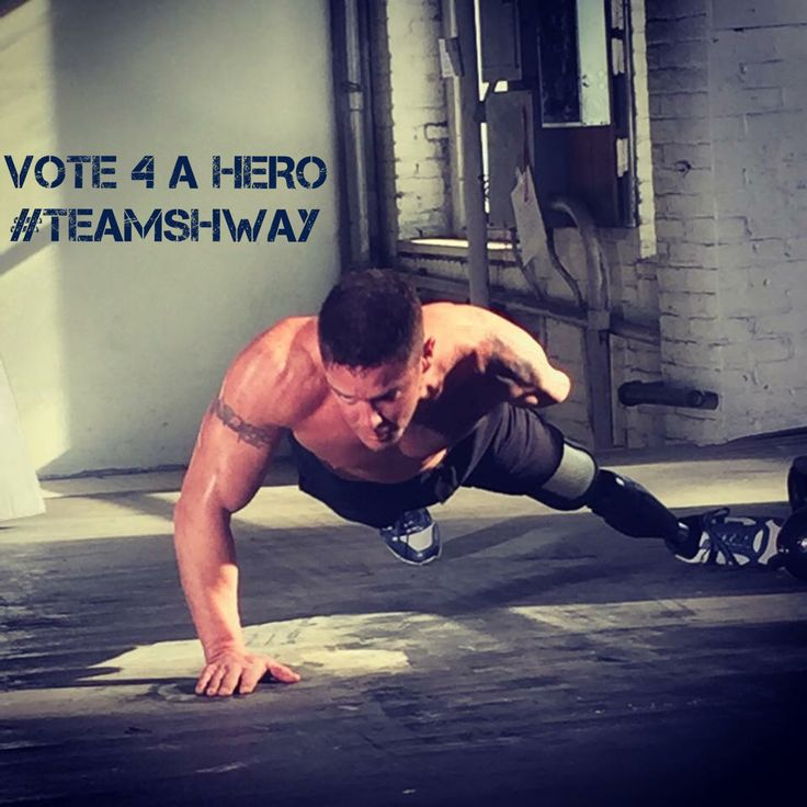 ♿️IT'S HERO TIME! ♿️ Please watch and vote tonight for Gym Hero NOAH GALLOWAY @noahgallowayathlete & SHARNA BURGESS @sharnaburgess on ⭐️ ⭐⭐️️DANCING WITH THE STARS⭐️⭐️ ⭐️ If you have an #attitude for #gratitude, VOTE FOR #TEAMSHWAY!  #noexcuses #teamshalloway #ilovegymheroes #hero #amputeefitness #amputee #amputeeathlete #superhero #fitfam #gymhero #dwts #muscleandfitness #whatsyourexcuse #ballet #salsa #armedforces #disneyweek #tap #jazzhands #moderndance #toughmudder #menshealth #disney…