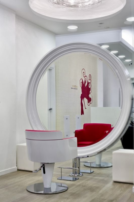 BEAUTY SALON EQUIPMENT & FURNITURE - GAMMA & BROSS