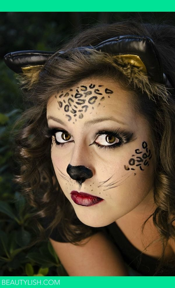 Halloween is the BEST! by 👑Southern Girl Charm👑 | Cat ...  |Cat Makeup For Adults