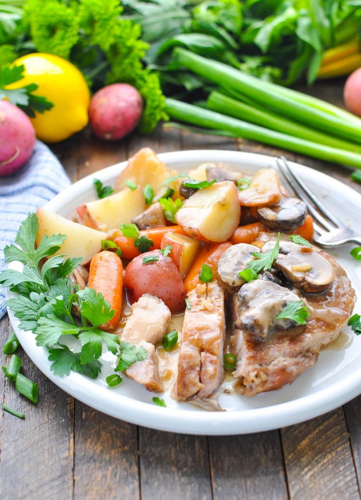 how to cook lamb chops in slow cooker