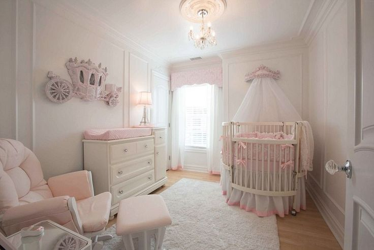Kids Bedroom Ideas | Contemporary bedroom design for the smallest baby of the family | www.kidsbedroomideas.eu