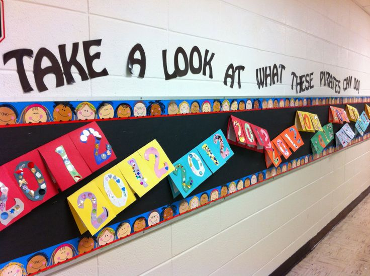 New Year's Resolution Flip Craft- will definitely use this idea for my kids.