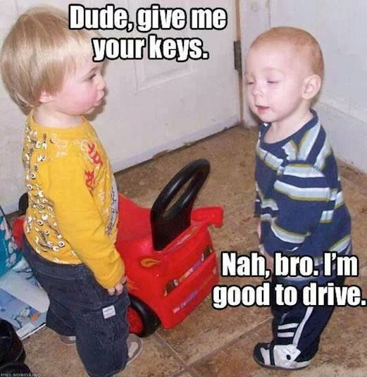 Baby Memes – Give me your keys | Funny Memes