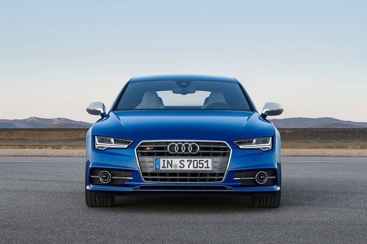 2016 AUDI A6 and A7 sedans debut at the los angeles auto show 2016-AUDI-A6-and-A