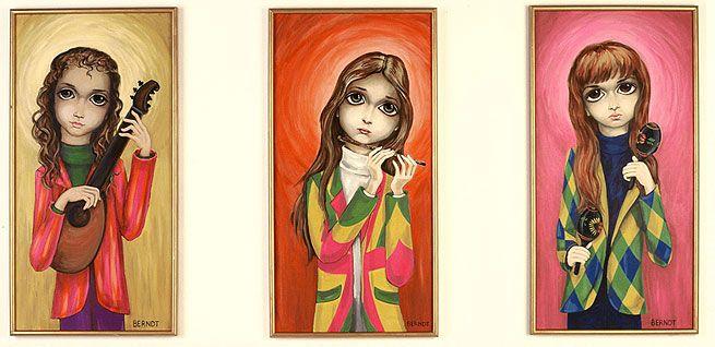 Third Eye Redd Kross - Vicki Berndt art