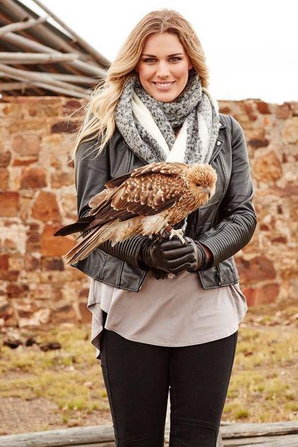 boho bird Urban Nomad Leather Jacket - Womens Jackets at Birdsnest Women's Fashion