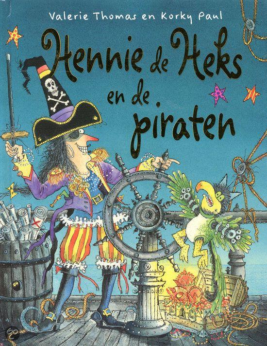 Hennie de heks en de piraten