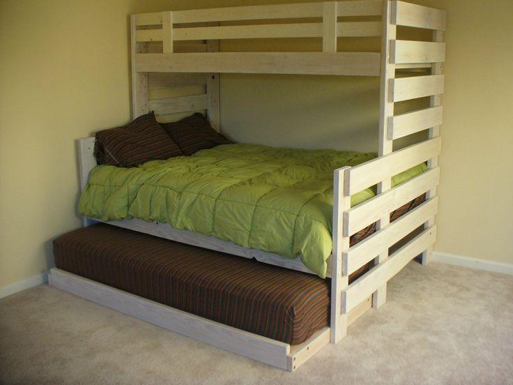 Best 25 Full Size Trundle Bed Ideas On Pinterest Full