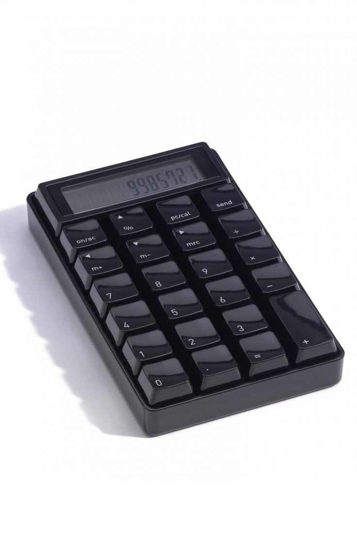 10key Calculator By Takumi 58 00 Electronic Products Computer Keyboard Computer