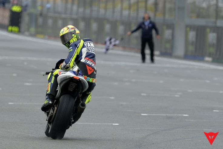 Valentino Rossi in Action - 2013 MotoGP season