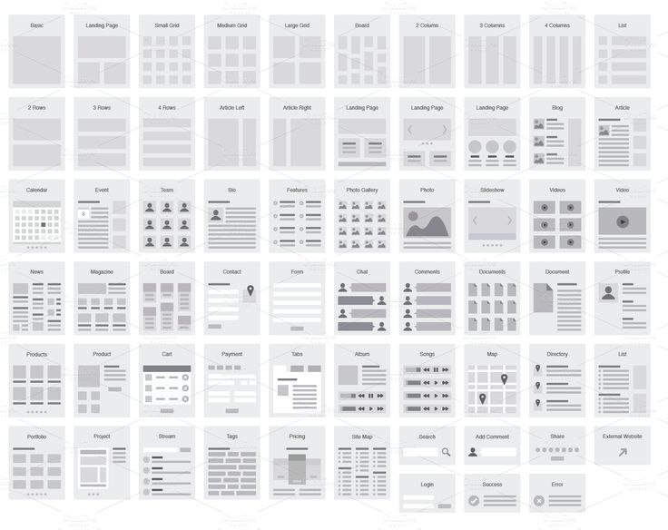 83 best Wireframes images on Pinterest | Design web, Ui ux and ...
